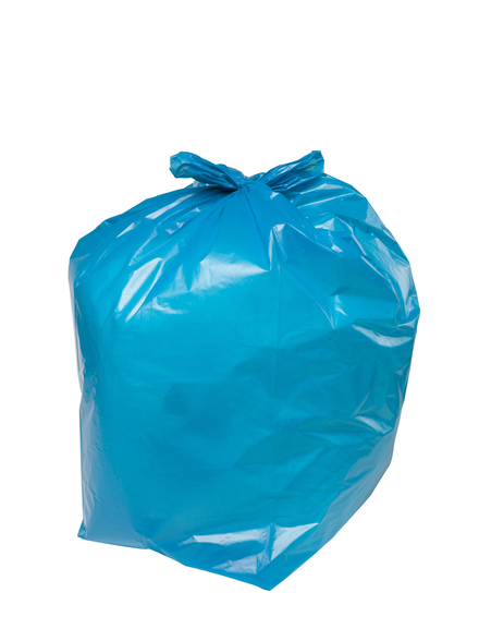 PRO-SAC 450/732 x 990mm Blue Refuse Sacks