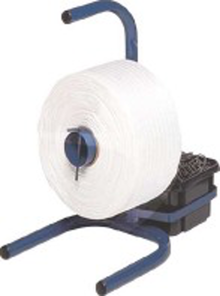 Static Dispenser Stand for Corded Strap Inc. Seal Tray