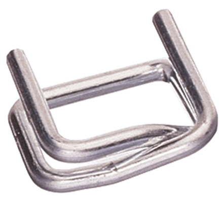 38mm Galvanised Metal Buckles