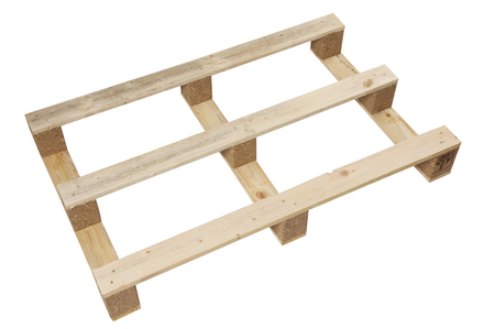 800 x 600mm KD Light Duty Half Euro Pallet