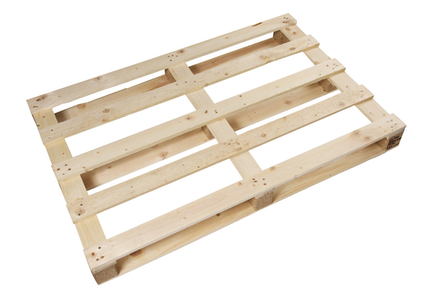 1100 X 895mm KD Medium Duty Pallet with FPB + 90mm Blocks