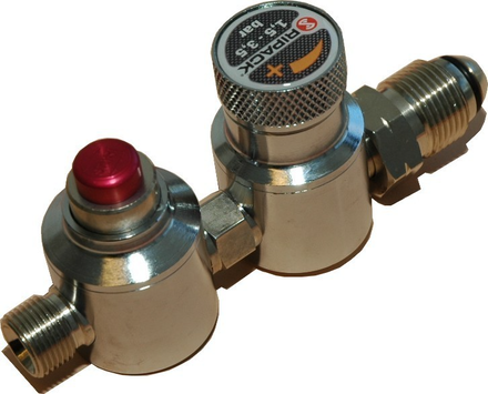 RIPACK 2200 Series Gas Shrink Gun Regulator