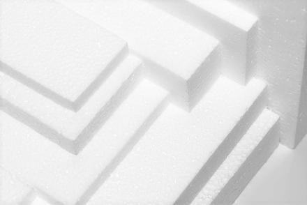2440 x 1220 x 30mm Polystyrene Sheet