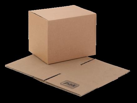 85 x 65 x 390mm Single Wall Carton 0203