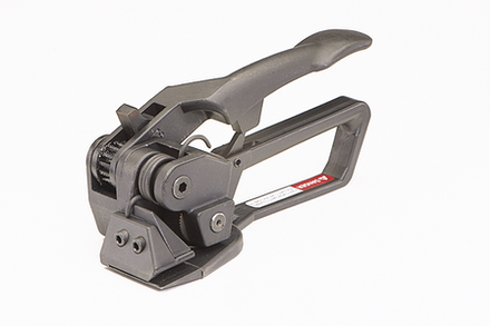 Heavy Duty Steel Strapping Tensioner for Round Packs
