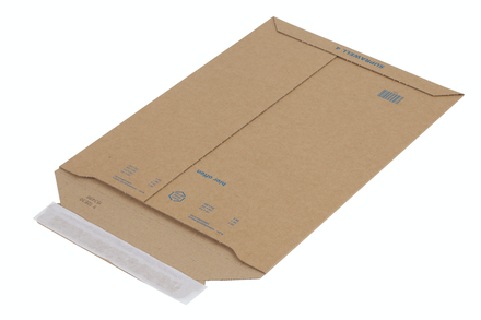 164 x 180mm Brown Solid Board Mailing Envelopes
