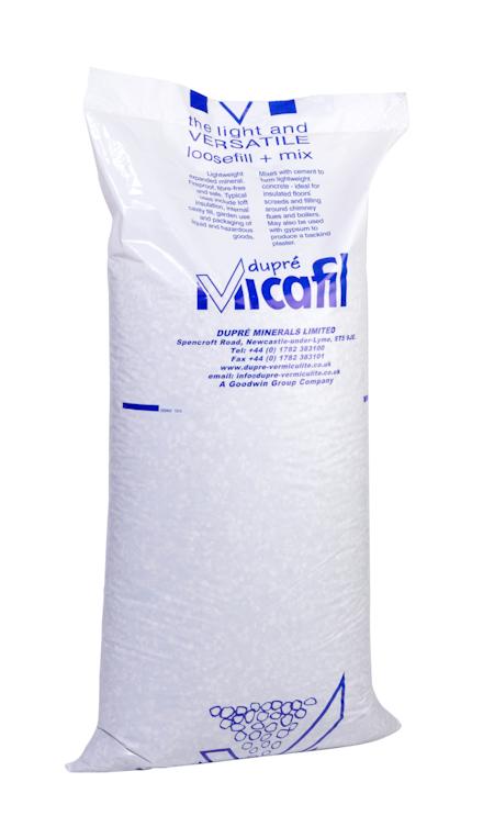 100L Vermiculite Void Fill