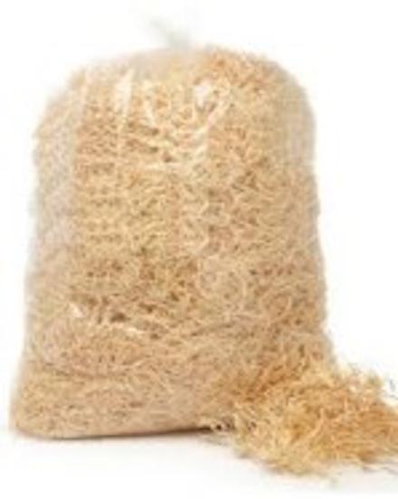 2kg Mini Bag Wood Wool - Natural