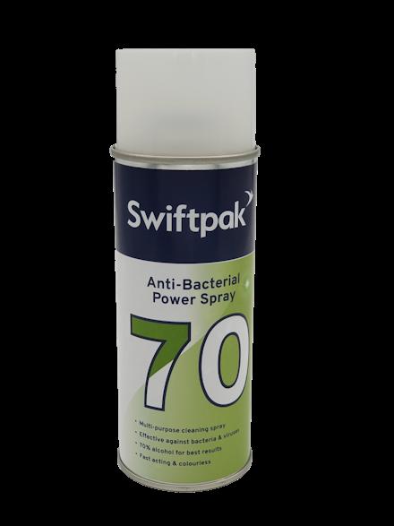 Swiftpak Disinfectant Power Spray 70 (500ml)