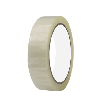 25mm x 66m Clear Vinyl Tape