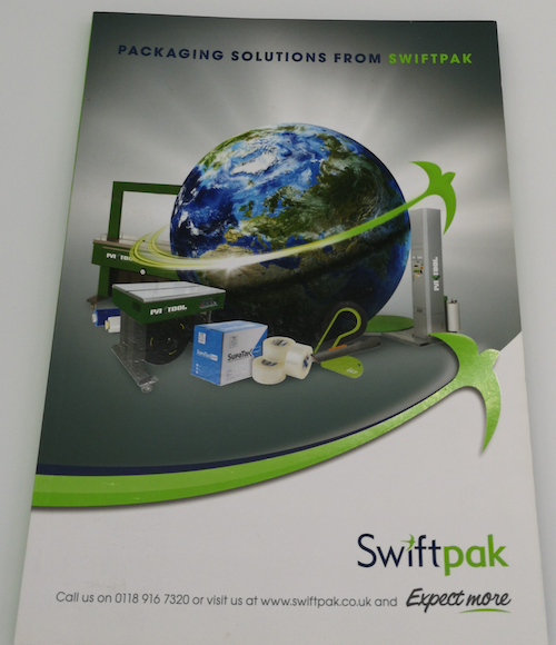 Swiftpak price catalogue 2012